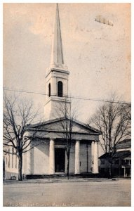 Connectiicut Meriden  , First Baptist Church