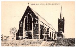 Pennsylvania Jeanette , Sacred Heart Catholic Church