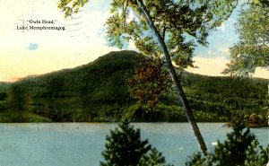 VT - Lake Memphremagog, Owl's Head