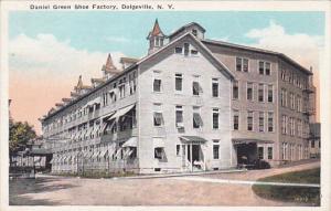 Daniel Green Shoe Factory , DOLGEVILLE, New York , 1910s