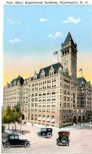 DC - Washington, Post Office Department Building