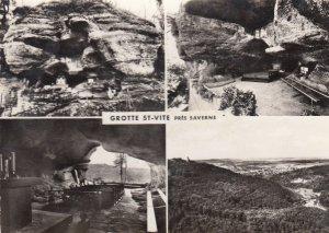 RP: Grotte Saint-Vite , Bas Rhin , France , 30-40s ; Grotte #2