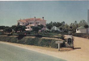 Estalagem do Cruzeiro Hotel-Restaurant, ALJUBARROTA, Portugal, 50-70's