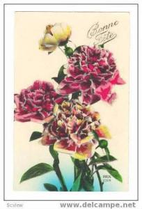 RP Bunch of Carnation Flowers, 00-10s