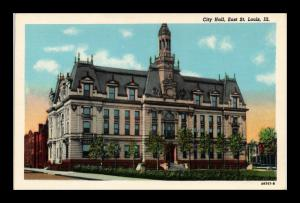 EAST ST LOUIS ILLINOIS CITY HALL