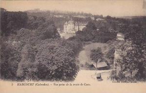 Vue Prise De La Route De Caen, Harcourt (Calvados), France, 1900-1910s