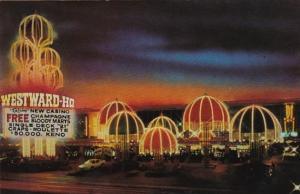 Nevada Las Vegas Westward-Ho Motel and Casino