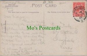 Genealogy Postcard - Emly? - 67 Station Road, Chingford, Essex   RF7652