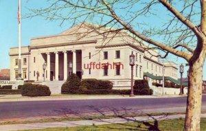 WAR MEMORIAL BUILDING TRENTON, MERCER COUNTY, NJ 1965