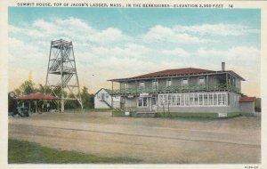 JACOB'S LADDER , Massachusetts, 1900-1910s; Summit House