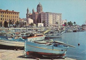 FRANCE 1962 d1690 CPM LOUIS STETTNER RAPHAEL BEACH ST