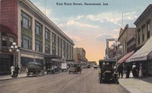 HAMMOND , Indiana, 00-10s ; East State Street