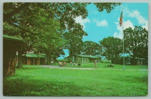 Walworth Wisconsin~Inspiration Center~Christian League for the Handicapped~c1950