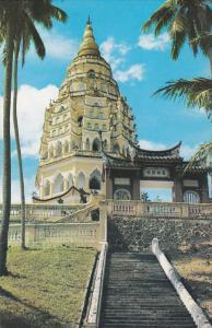 Ayer Itam Pagoda, Penang, Malaysia, 1940-1960s