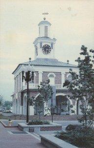 FAYETTEVILLE , North Carolina , 1950-60s ; The Market House