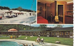 Multi-View, Swimming Pool, Motel Le Familial, Winter Scene, Summer Scene, VAL...