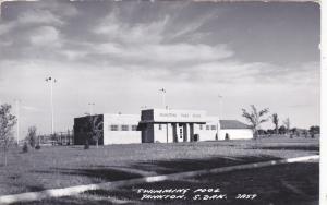 RP; YANKTON,South Dakota, 1950s; Swimming Pool