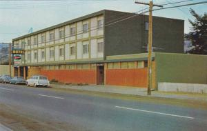 The Village Hotel, North Kamloops, British Columbia, Canada, 40-60´s