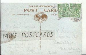 Genealogy Postcard - Lunn - William St - Staincliffe - Dewsbury - York Ref 9421A