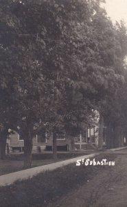 RP: ST. SEBASTIEN, Quebec, Canada, PU-1924; Country House