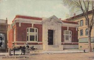Massachusetts Whitman Bank Building