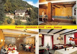 Italy Lana St. Georgen Vollaner Pension Georgen Hohe Gasthaus