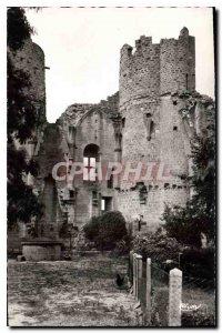 Postcard Old Bourbon L'Archambault Allier Le Chateau