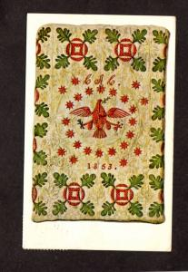 DC Gallery of Art Quilt Quilting Edith Magnette Painting Washington Postcard