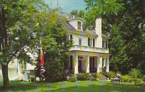 Tennessee Savannah Cherry Mansion