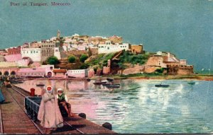 Morocco Port Of Tangier