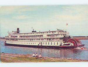 Pre-1980 NAMED BOAT St. Louis Missouri MO hp8005
