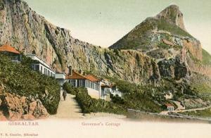 Gibraltar - Governor's Cottage