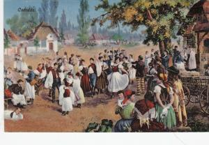 CSARDAS , Hungary, 00-10s ; Outdoor Celebration