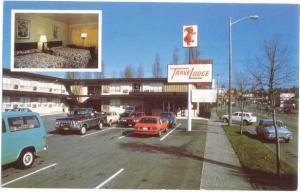 TraveLodge University Seattle Washington WA, 4725 25th Ave N