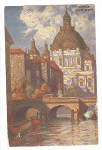 Bridge, Der Dom, Berlin, Germany, 1900-1910s