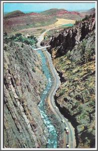 Colorado Big Thompson Canyon Postcard