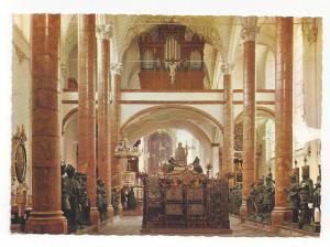 Austria Innsbruck Church Hofkirche Interior Maximilian Cenotaph Vtg Postcard 4X6