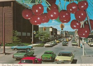 TRAVERSE CITY , Michigan , 1960-70s ; Front Street