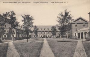 NEW BRUNSWICK, NJ, 00-10s; Wessell-Leupp-Pell Hall Dorms., Rutgers University