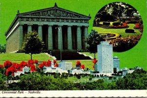 Tennessee Nashville Centennial Park