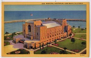Auditorium, Long Beach CA