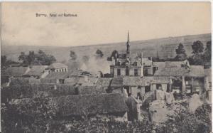 Berru France - Village view 1910s