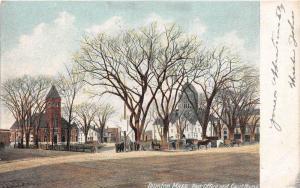 Massachusetts  Taunton,  Post Office and Court House,