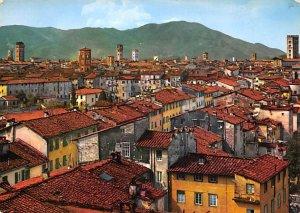 Lucca Panoramic Short Cut Italy 1908