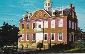 Rhode Island Newport The Old State House