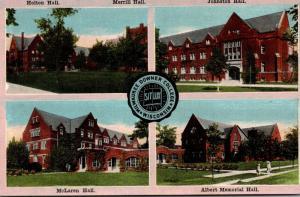 Wisconsin Milwaukee Holton Merrill Johnston McLaren & Albert Memorial Halls M...