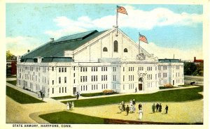 CT - Hartford. State Armory
