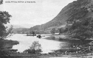 England Rydal Water & Nab Scar Fairfield