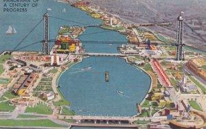 CHICAGO's World's Fair 1933 ; Panorama