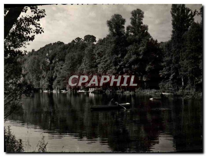 Modern Postcard The Suise Normandy Clecy Over of water on the Orne